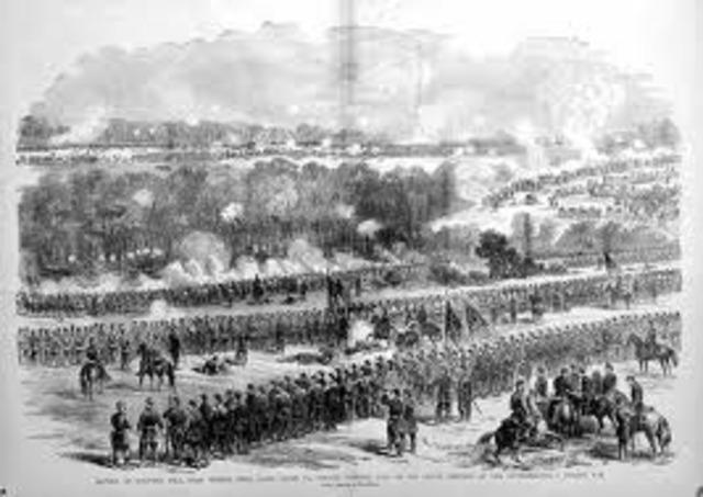 Seven Days: Battle in Richmond