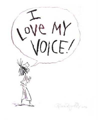 Incredible voice!