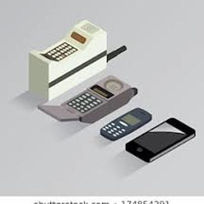 TimeLine- The Cellphone timeline