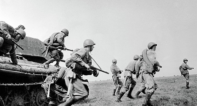 2da. Guerra mundial