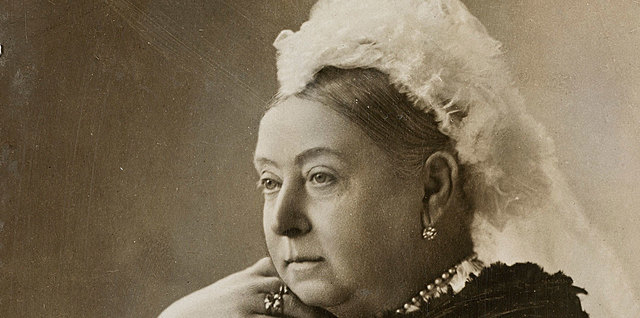 Queen Victoria takes the throne
