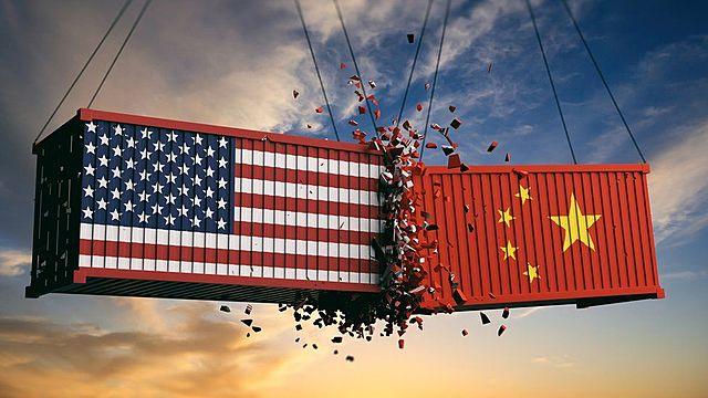 Ruptura del acuerdo estrategico  EEUU - China