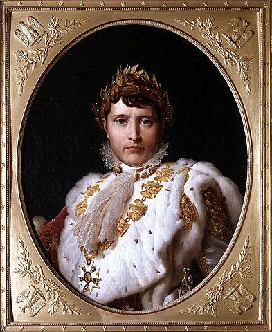 Proclamación de Napoleón como Emperador