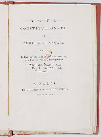 Constitución de 1793