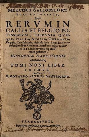 Mercurius Gallobelgicus