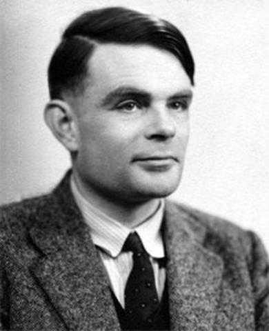 Born of Alan Mathison Turing