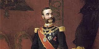 Proclamació rei Alfons XII
