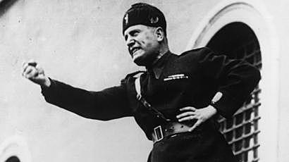 El partit de Mussolini entra al govern italià (II)