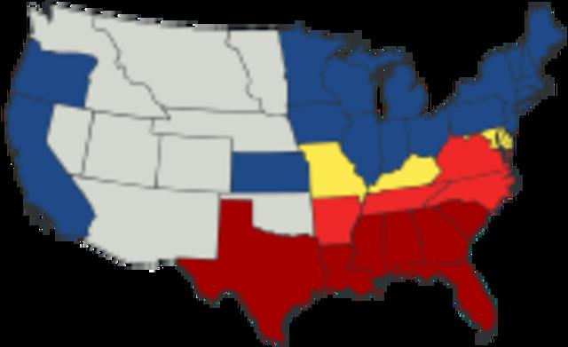 South Carolina First to Secede