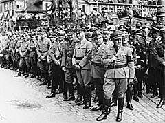 La presència dels nazis al Parlament alemany creix notablement
