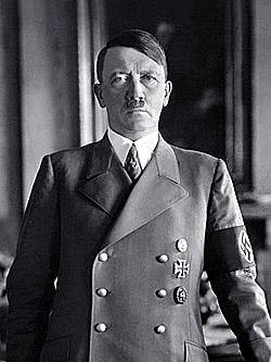 Hitler dør