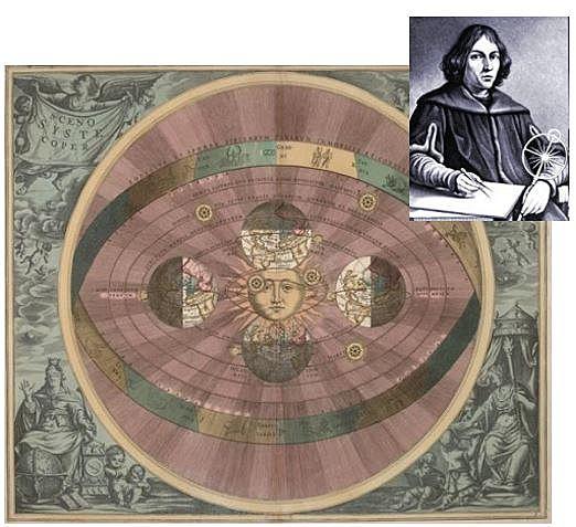 Ámbito científico - Nicolás Copérnico