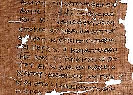 Greece: Septuagint translation of the Scriptures made in Alexandria