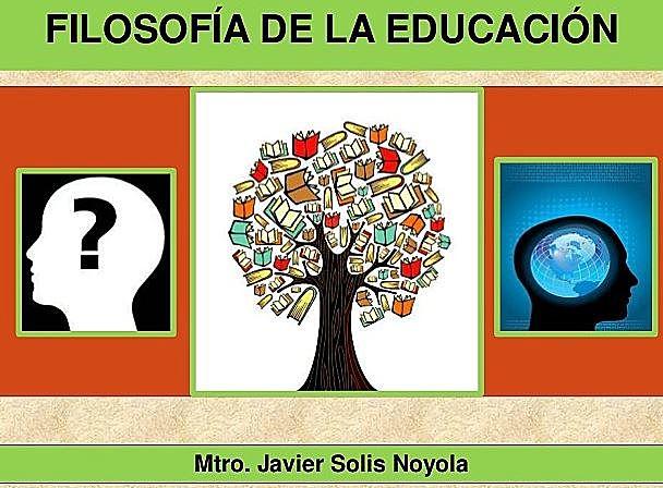 La Filosofía de la Educación Nacional