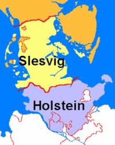 Prussia and Austria Unite