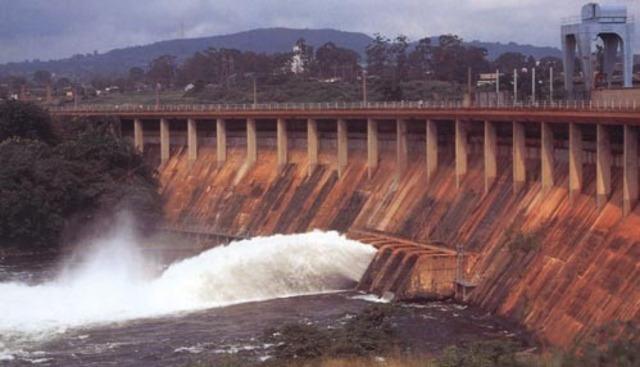 Aswan High Dam Completed