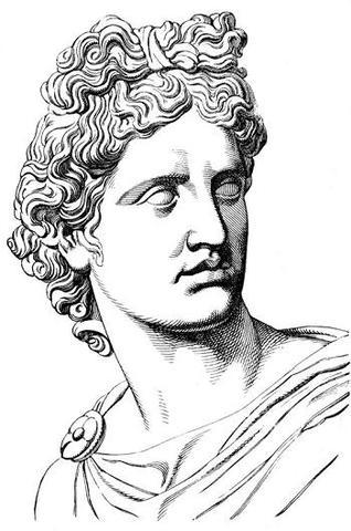 Chryseis's Father Prays to Apollo