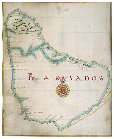 Barbados 1625 -1687