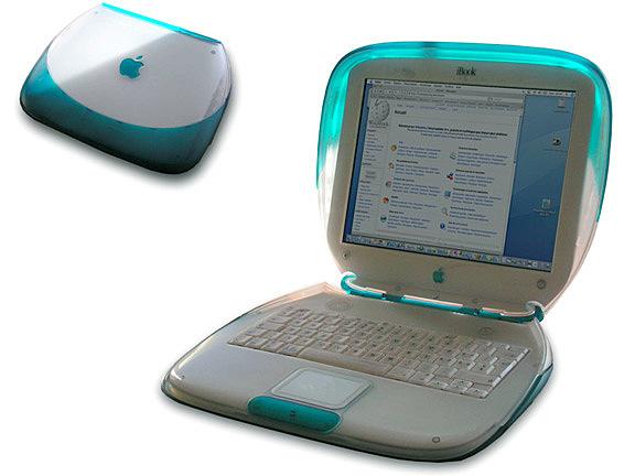 Первый iMac