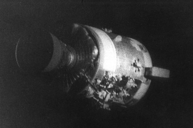 Apollo 13 Mission Suffers Huge Setback