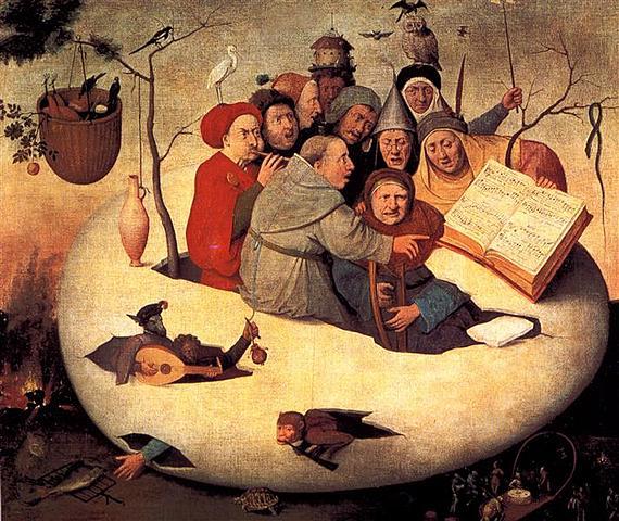 Concierto en el Huevo, Bosco