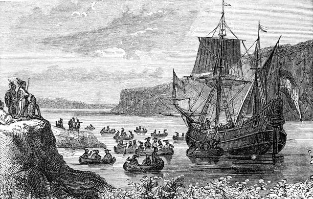 Hudson's Dutch Colony