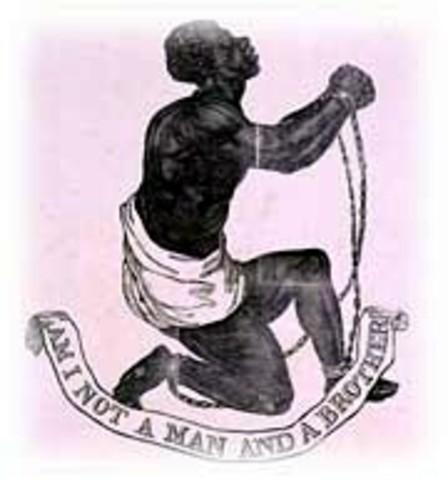End of of atlantic slave trade