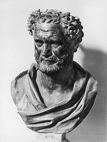Демокрит из Абдер (ок. 470 или 460 — ок. 360 до н. э.)