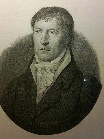 Георг Гегель  (1770–1831)