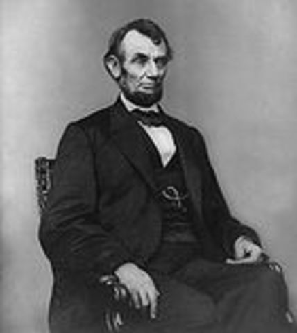 Lincoln Inagurated