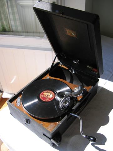 El Gramáfono