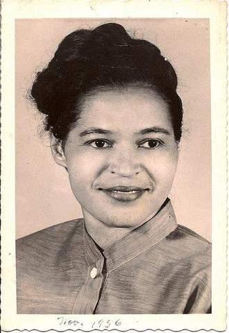Rosa Parks Birth