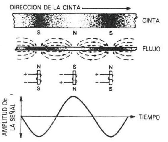 Grabación Magnética Analógica