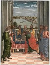 El Tránsito de la Virgen. Andrea Mantegna. Quattrocento