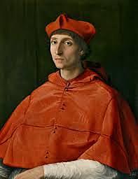 El Cardenal. Rafael Sanzio. Cinquecento.