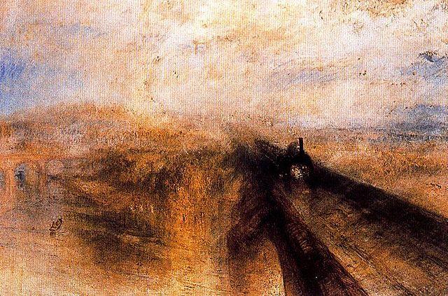 Lluvia, vapor y velocidad, William Turner