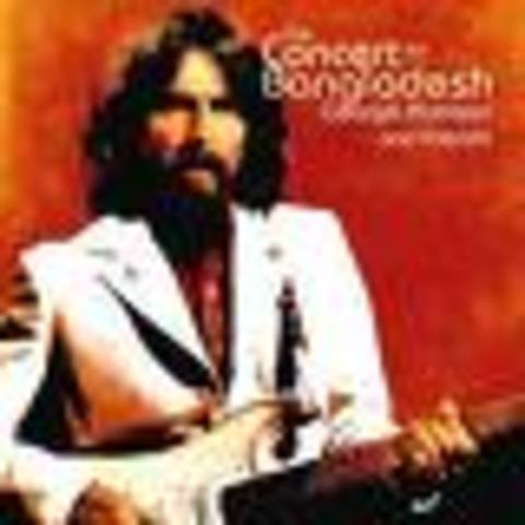 First benefit concert organized for Bangladesh by George Harrison: The Concert For Bangladesh