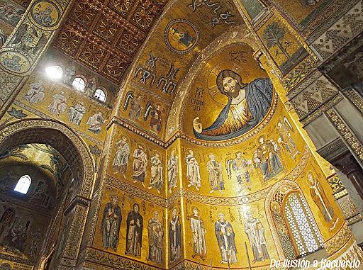 Mosaicos Catedral de Monreale (Sicilia)