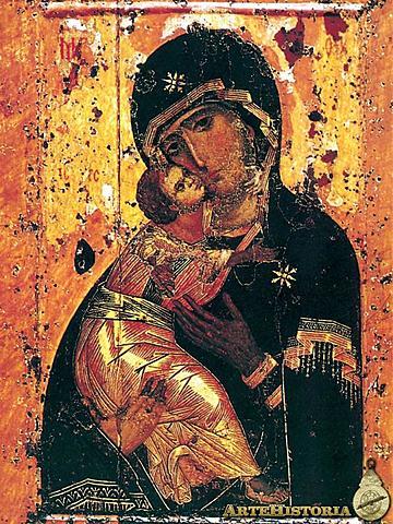 Virgen de Vladimir (Moscu)