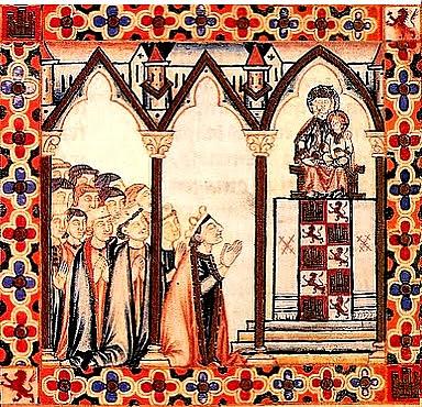 Cantigas de Santa María (Alfonso X)