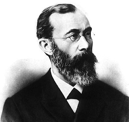 Wilhelm Wundt, 1832 - 1920 .