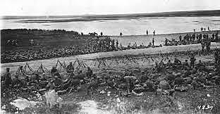 Batalla de los Lagos Masurianos