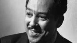 Langston hughes  timeline