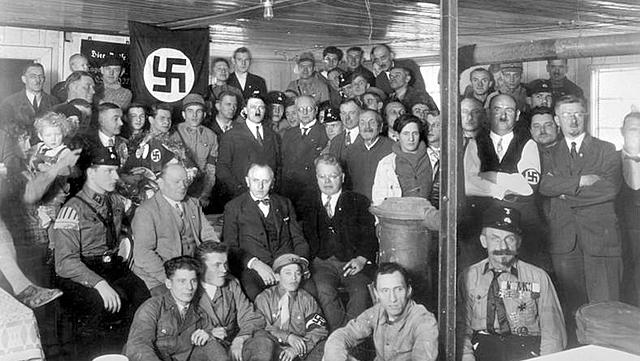 Partido Nazi vence as eleições na Alemanha