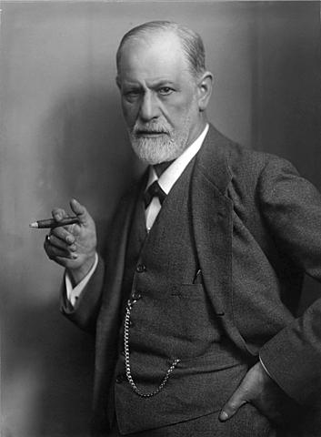 Sigmund Freud 1856 - 1939