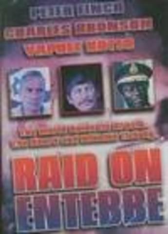 Entebbe Air Raids