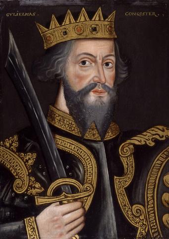 William I made emperor