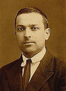 Lev Vygotsky 1896 - 1934