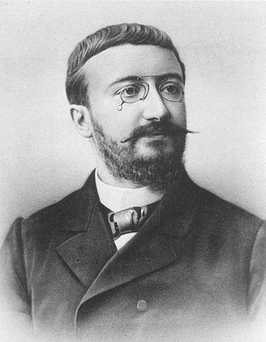 Alfred Binet 1857 - 1911