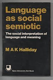 Halliday establishes a series of functions that involve the exchange of meanings and occurs when people simply interact.